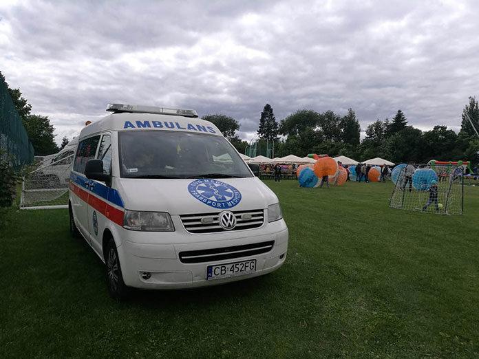 Zabezpieczenie medyczne imprez masowych