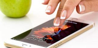 uruchamianie aplikacji w telefonie