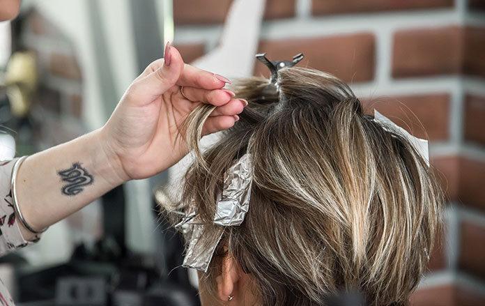 Recepcje fryzjerskie