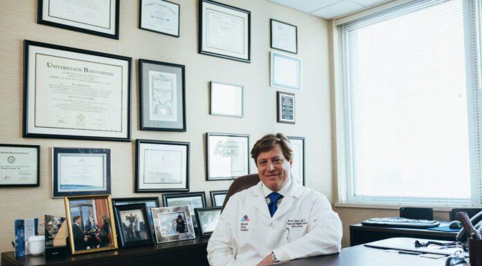 Lekarz urolog