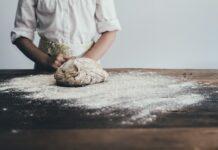 szarlotka z mąki ryżowej