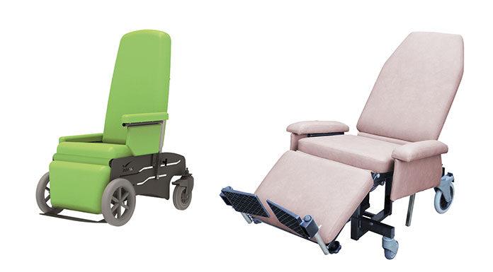 fotele dla seniora